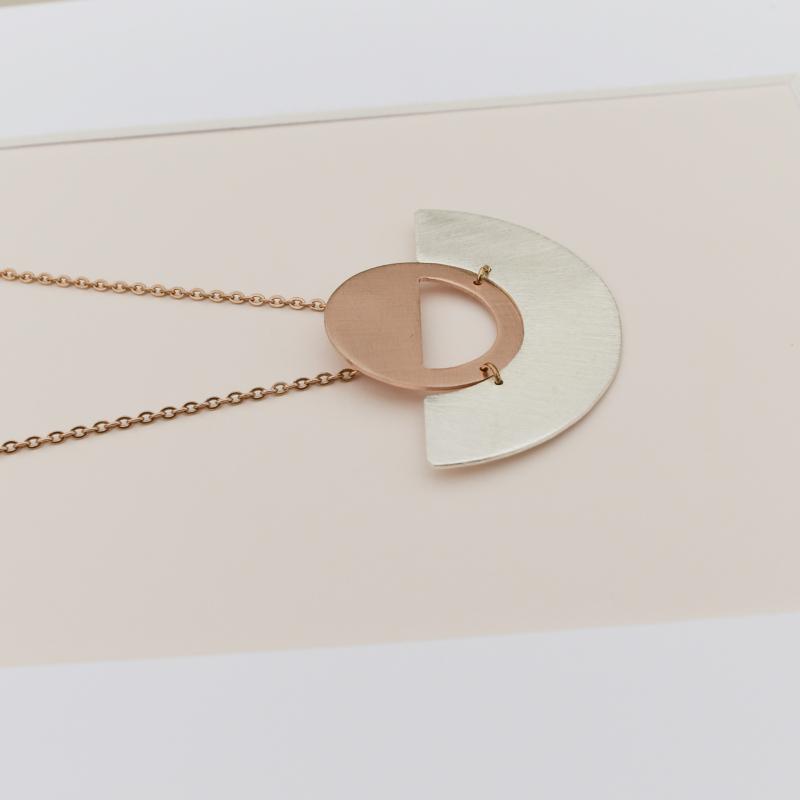 Vaila Long Pendant Necklace