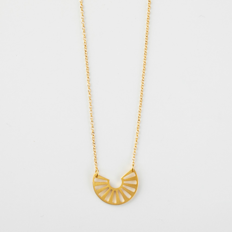 Harena Gold Chain Necklace