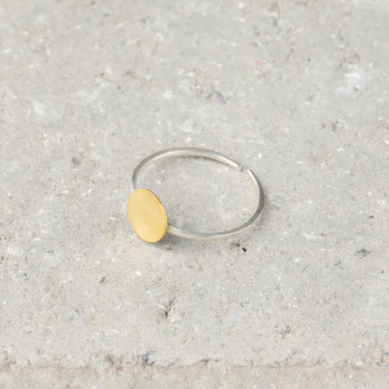 Fine Circle Ring